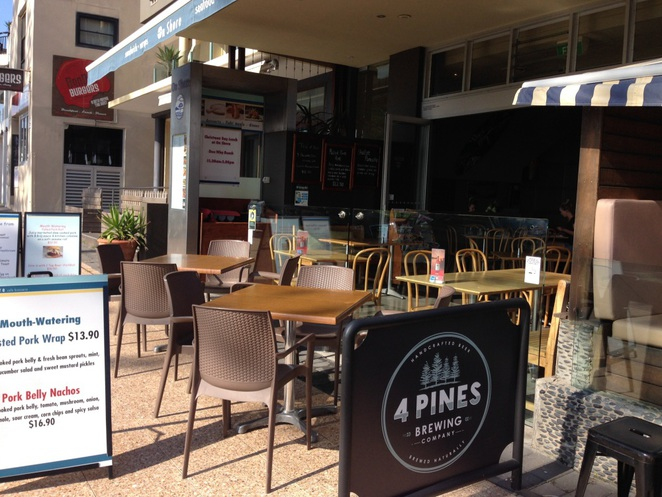 On Shore Cafe, Dee Why Beach Cafe, Northern Beaches Cafes