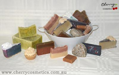 Palm Oil-free Soaps