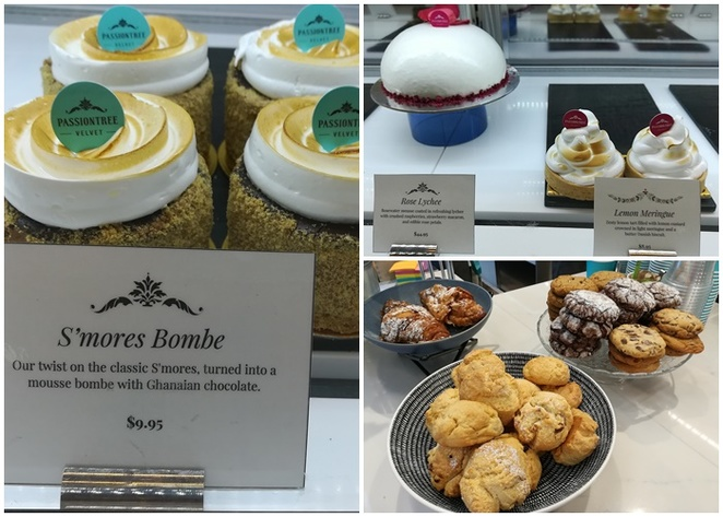 passiontree velvet, canberra, canberra centre, ACT, macaroons, macarons, cakes, dessert, ACT, cake shops, macarons, afternoon tea, morning tea, cafes, indoor, scones, biscuits, croissants, cakes,