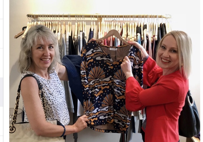 Personal shopping tours paddington fashion fun Sydney