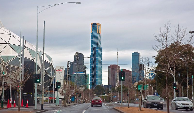 Tallest Buildings In Melbourne Giants Of Melbourne