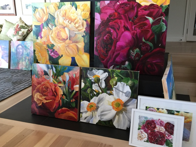 Ria Brenchley - Artworks for Sale