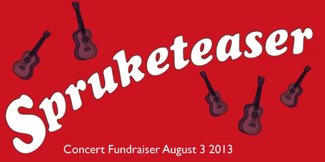 Saturday Night, Music, Ukulele, Festival, Fundraiser