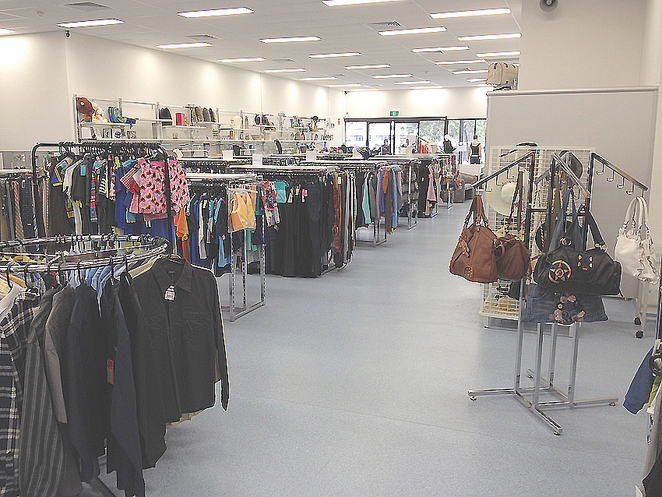 Scroungers Monster Winter Garage Sale Opportunity Knocks Store