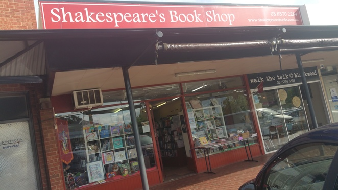 Shakespeare's Book Shop