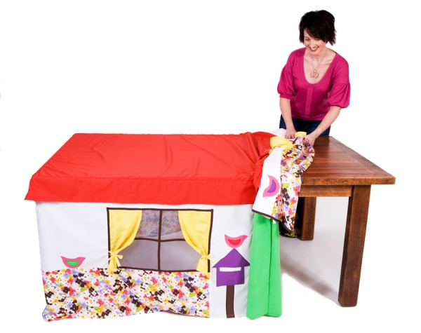slow toys table cubby