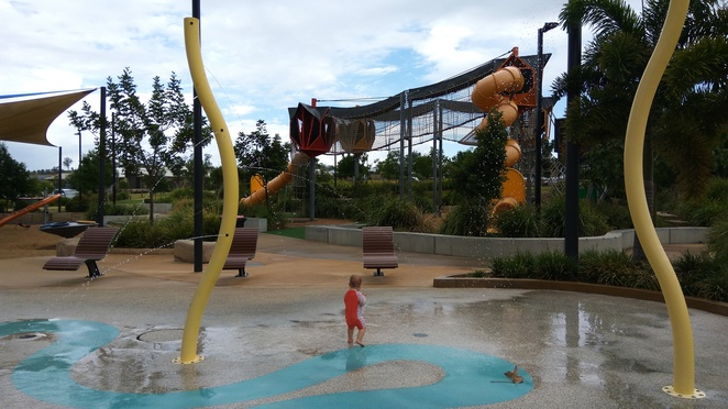 Splash and Play, Water Park, Providence, Ripley