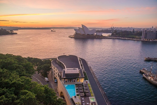 Sydney Rooftop Pool Bar