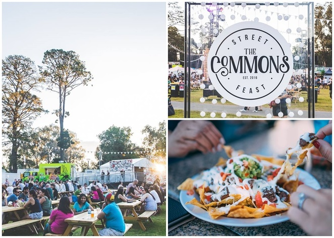 the commons street feast, canberra, food trucks, festivals, events, commonwealth park, foodie events, foodiees, night markets, the commons, summer, lake burley griffin, ACT,