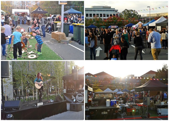the forage, canberra, food trucks, music, teenagers, dinner, festivals, markets,