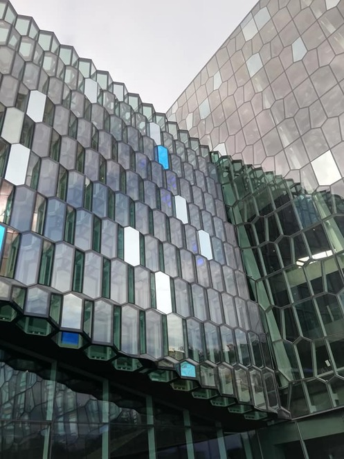 The Harpa Hall