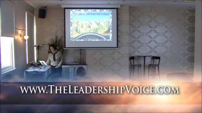 The leadership voice