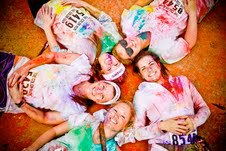 The Swisse Color Run