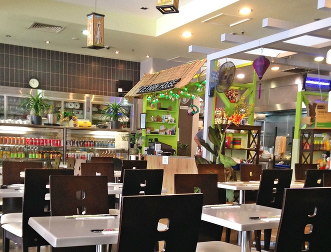 vietnam house, canberra, woden, lunch, dinner, ACT, takeaway