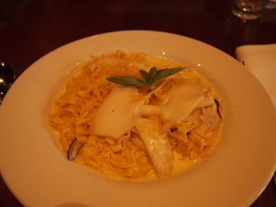white rabbit, restaurant, brighton, pasta