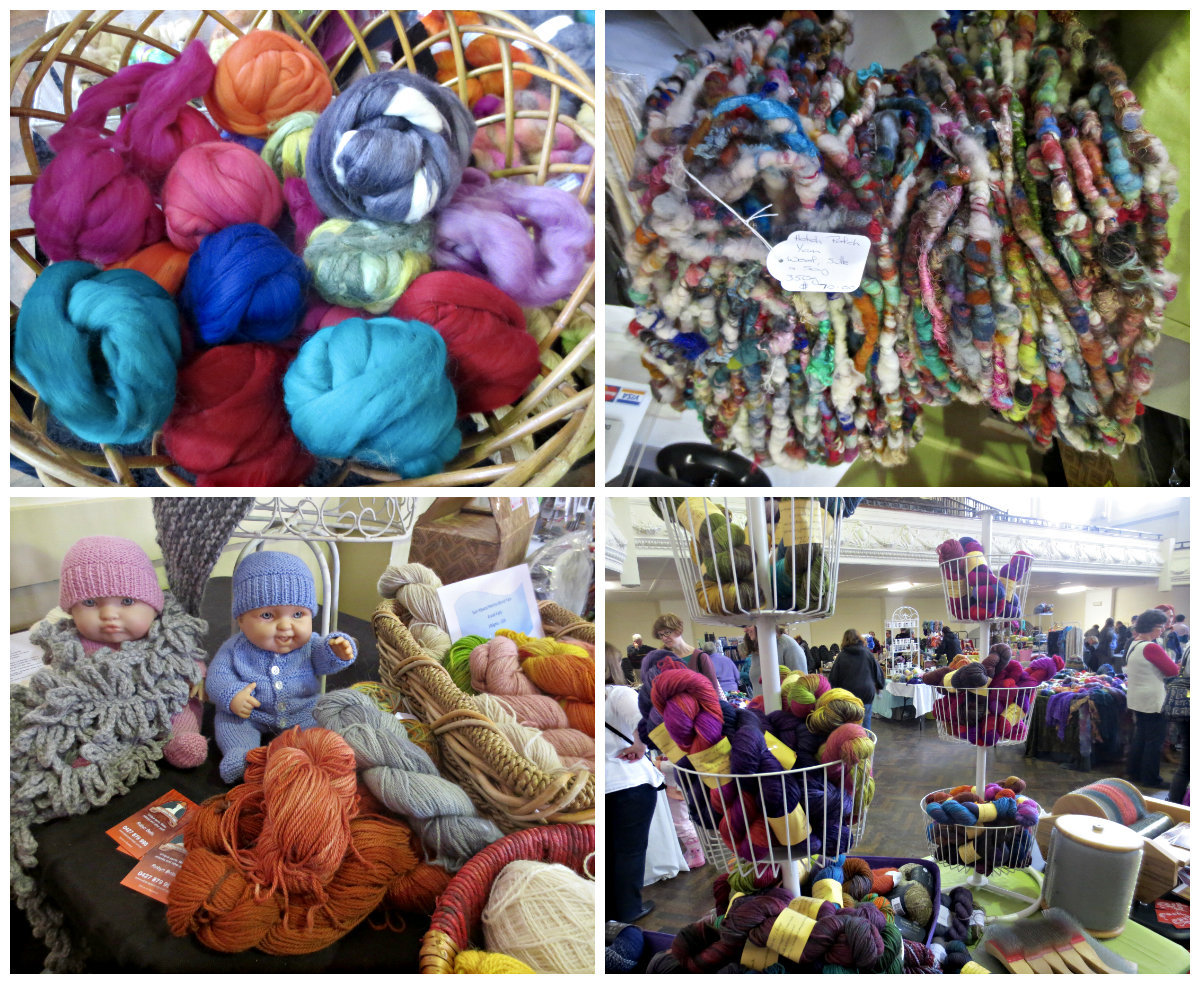 Yarn Market : yarn and craft market review, wool, coburg town hall, hand knitters ...
