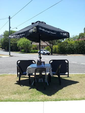 yeronga, meals, coffee, cafe, park, take-away