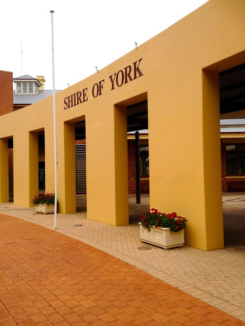 The Shire of York