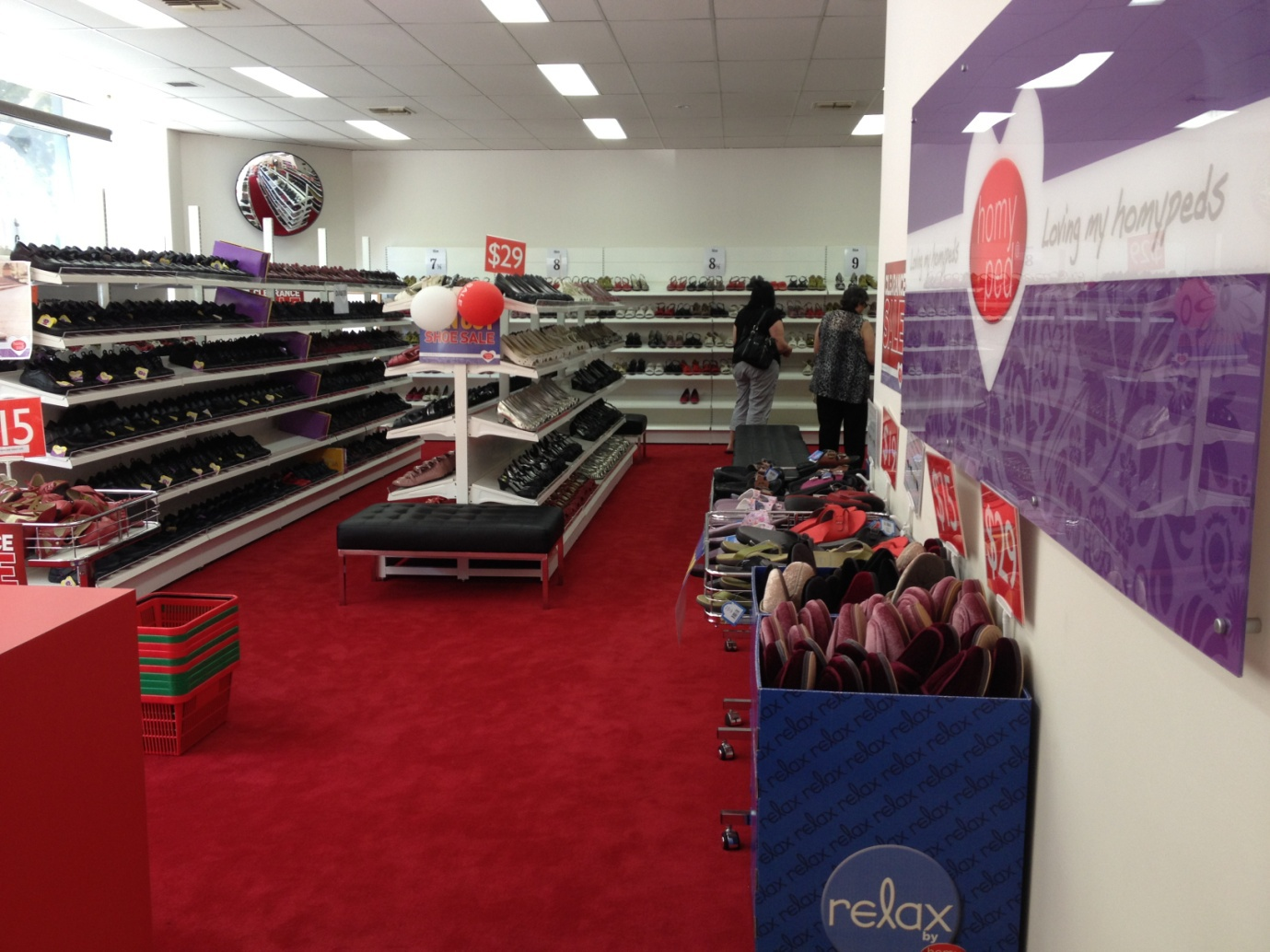 new balance shoe stores in florida
