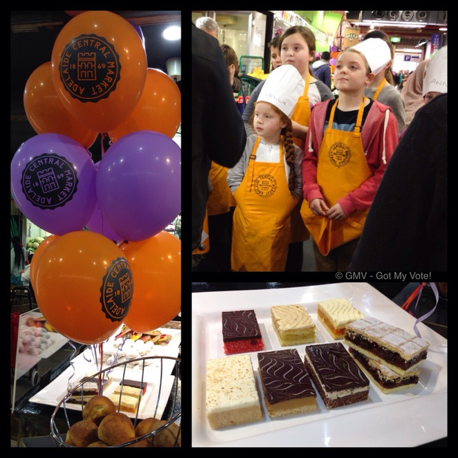 Adelaide Central Market, Tour, Patisserie, Bakery, Chocolate, Truffle, Gourmet, GMV, Organic