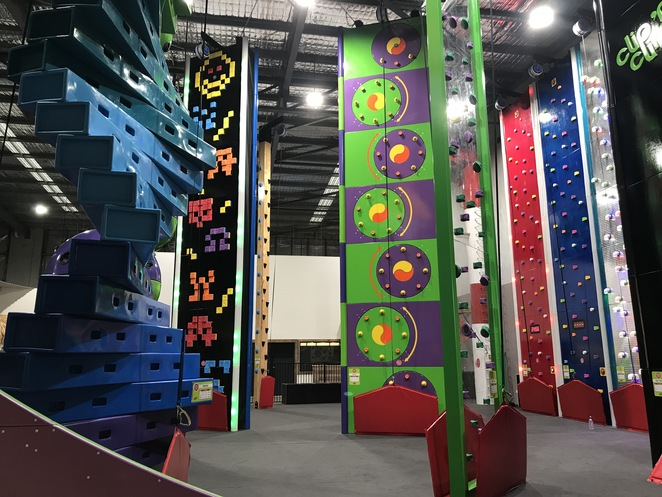 aloha surfhouse, indoor surf joondalup, indoor surfing perth, 7 winton road joondalup, wave pool perth, clip n climb, new rock climbing, joondalup rock climbing