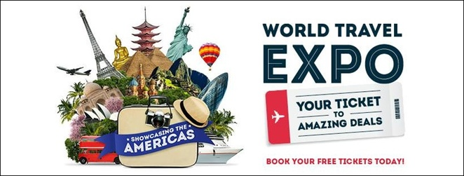 Americas,travel,expo