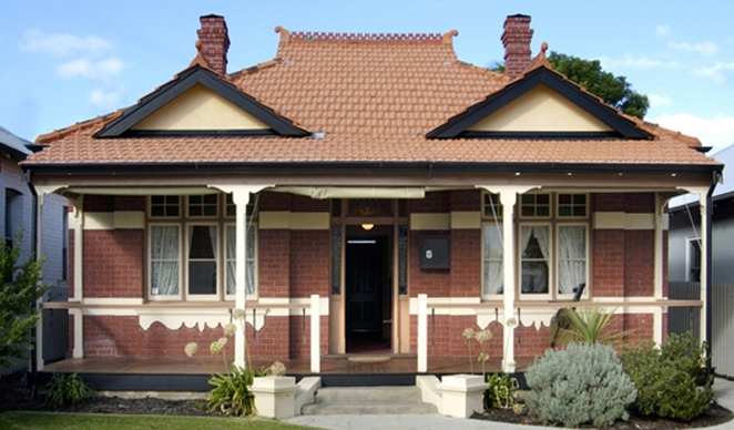 ANZAC Cottage as it is today