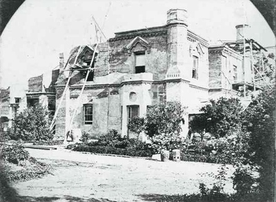 babbages castle, the rosary, st marys, edwardstown, sa heritage, sa history, sa pioneers, charles babbage, south of adelaide