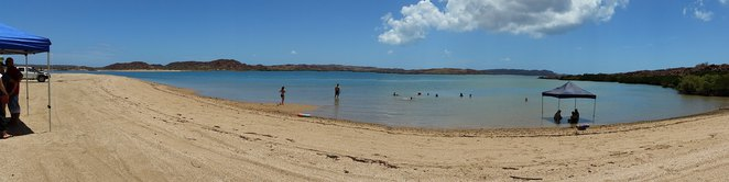 beaches, western australia, conzinc bay, jump up, burrup peninsula, pilbara, karratha
