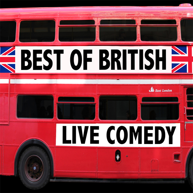 Best of British Live Comedy