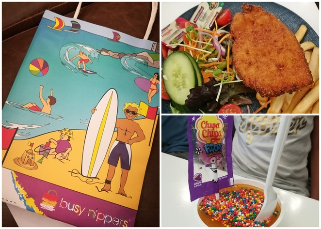 blue water grill, nelson bay golf club, family friendly, kids meals, NSW, port stephens, activity book, playgrounds, toddlers, primary school gae, best kids meals, nelson bay,