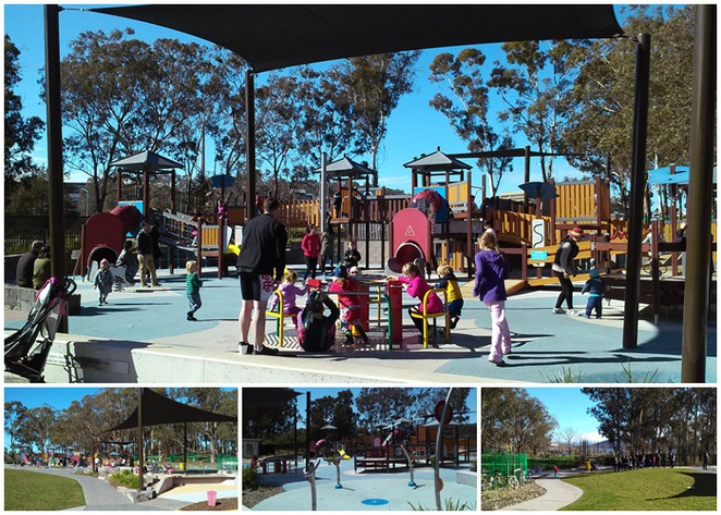 boundless, playgrounds, lake burley griffin, canberra, ACT, parks, kings park, toddlers, best parks,