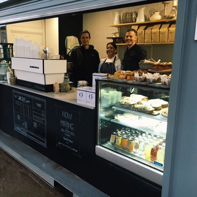 Camperdown Commons, Container Cafe, Cafe, urban farms, child-friendly