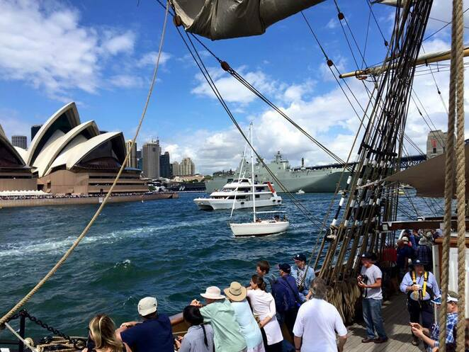 canons, tall ships race, 2019, sydney harbour, australia day, 2019, whats on, things to do, sailing races, tours, crusies, NSW, 26th january, boats, sydney harbour,