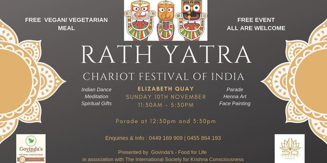 Chariot Festival of India