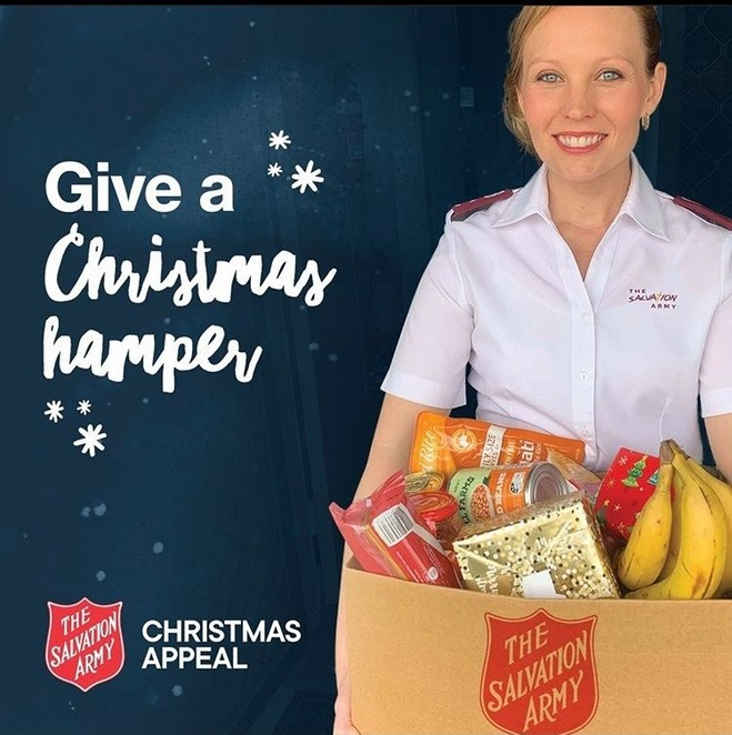 christmas wishes, salvosau, salvation army australia, salvos australia, christmas fundraiser, donations, charity, helping hand, local heroes, bush fire appeal, help the homeless