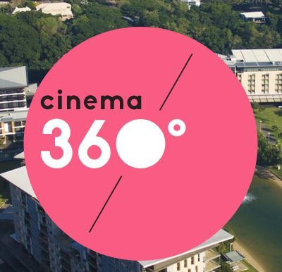 Cinema 360° , Darwin, Darwin Waterfront, DIFF, film
