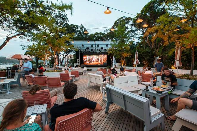 Cinema, Newport, Near Sydney, Free, Family, Dog Friendly, Bars, Food & Drink