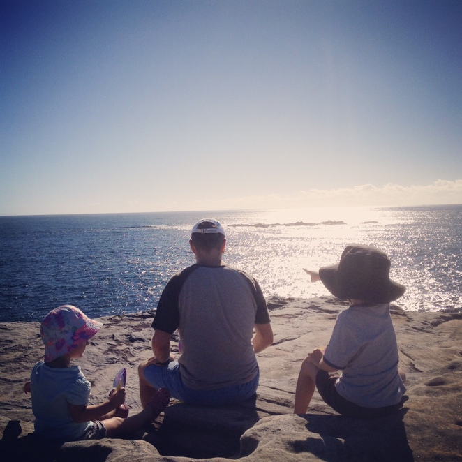 coogee beach, days out with kids, sydney