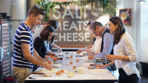cooking classes sydney, pasta making classes sydney, salts meats cheese alexandria