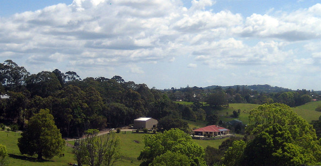 Each part of South East Queensland's Countryside has specialty products