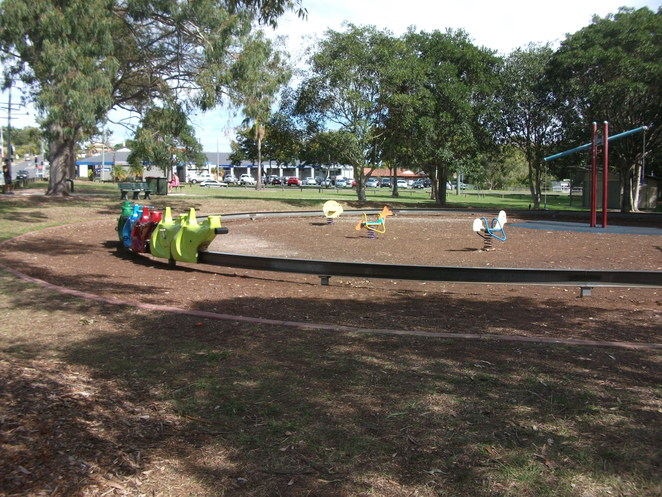 Effie Johnson Park, Sunnybank, playground, park