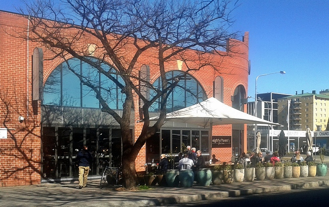 eighty twenty, braddon, lonsdale street, canberra, ACT, healthy cafes,
