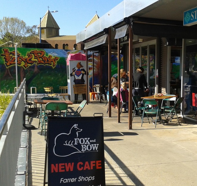 Fox and Bow cafe, Farrer, Woden, ACT, Canberras best coffee shops, cafes, breakfast, brunch, coffee
