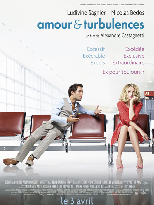 French Movies, Romantic, Romatic Comedy, Love is in the Air, Review, Film Review