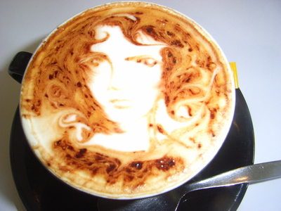 gallery adelaide coffee art