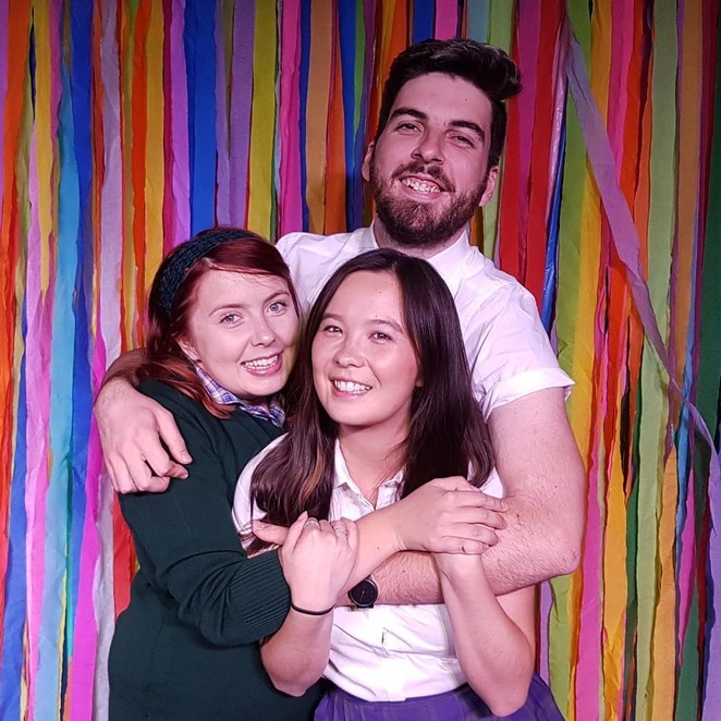 hit by a blimp, comedy, troupe, im here, MICF 2018, melbourne, sketch, troupe, improv