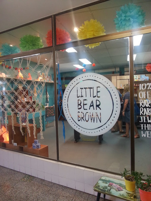 Little Bear Brown