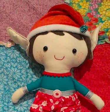 made by marnie, shop local melbourne, elf on the shelf