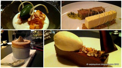 Mr Hive Kitchen and Bar desserts